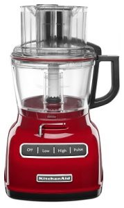 KitchenAid KFP0933ER 9-Cup Food Processor with Exact Slice System