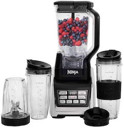Nutri Ninja Personal and Countertop Blender with 1200-Watt