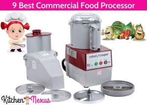 Top 9 Best Commercial Food Processor To Buy Reviews