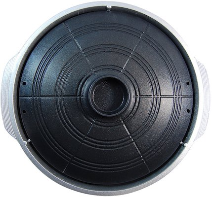 CookKing - Korean Traditional BBQ Grill Pan, Cauldron Lid Shape