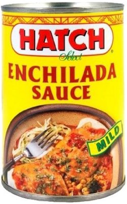 Hatch Red Enchilada Sauce, Mild, 15-Ounce Cans