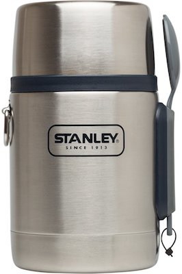Stanley Adventure Vacuum Insulated Food Jar with spoon
