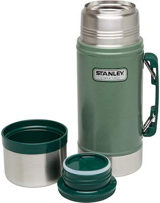 Stanley Classic Legendary Vacuum Insulated Food Jar 17oz, 24oz