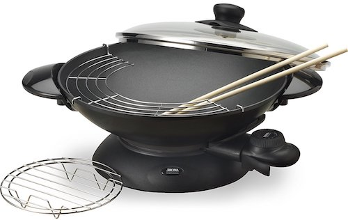 7 Quart Electric Wok