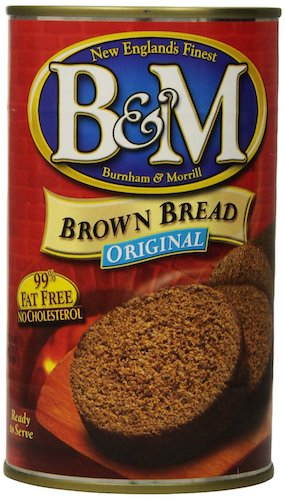 B & M Brown Bread in a Can