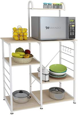 DlandHome Microwave Cart Stand