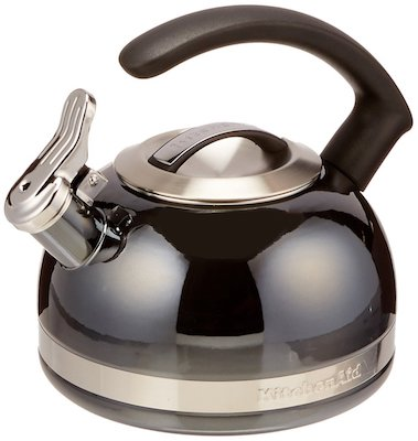 KitchenAid KTEN20CBPR 2.0-Quart Kettle with C Handle and Trim Band