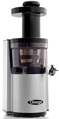 Omega VSJ843RS Vertical Slow Masticating Juicer