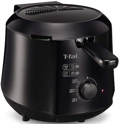 T-fal FF230850 Cool-Touch Mini Deep-Fryer