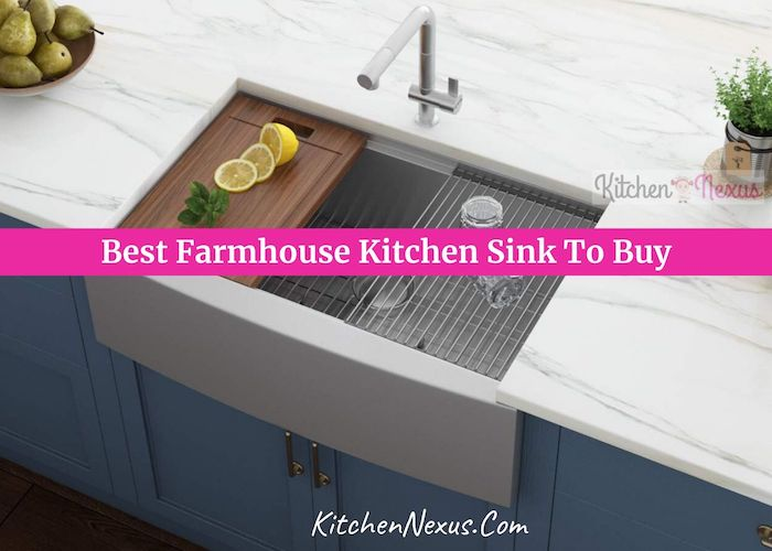 Best Farmhouse Kitchen Sink Review