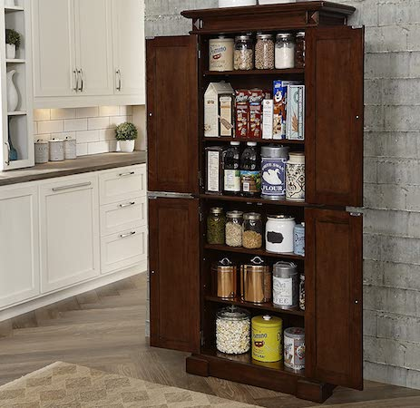 10 Best Freestanding Kitchen Pantry Cabinets To Buy In 2021 Kitchen Nexus