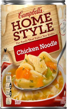 Campbell's Homestyle Soup Chicken Noodle
