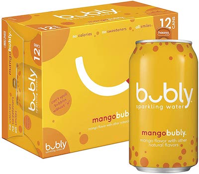 bubly Mango Sparkling Water