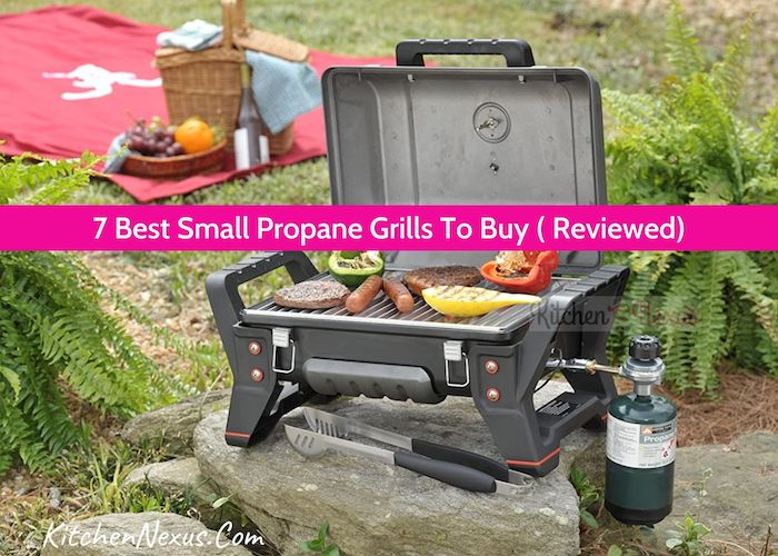 Best Small Propane Grill Reviews