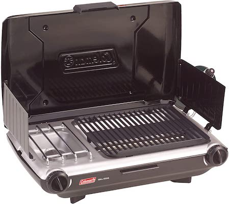 Coleman Camp Propane Grill-Stove