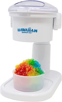 Hawaiian Shaved Ice Kid-Friendly Snow Cone Machine