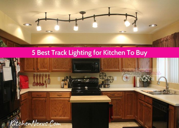 Best Track Lighting for Kitchen Reviewed