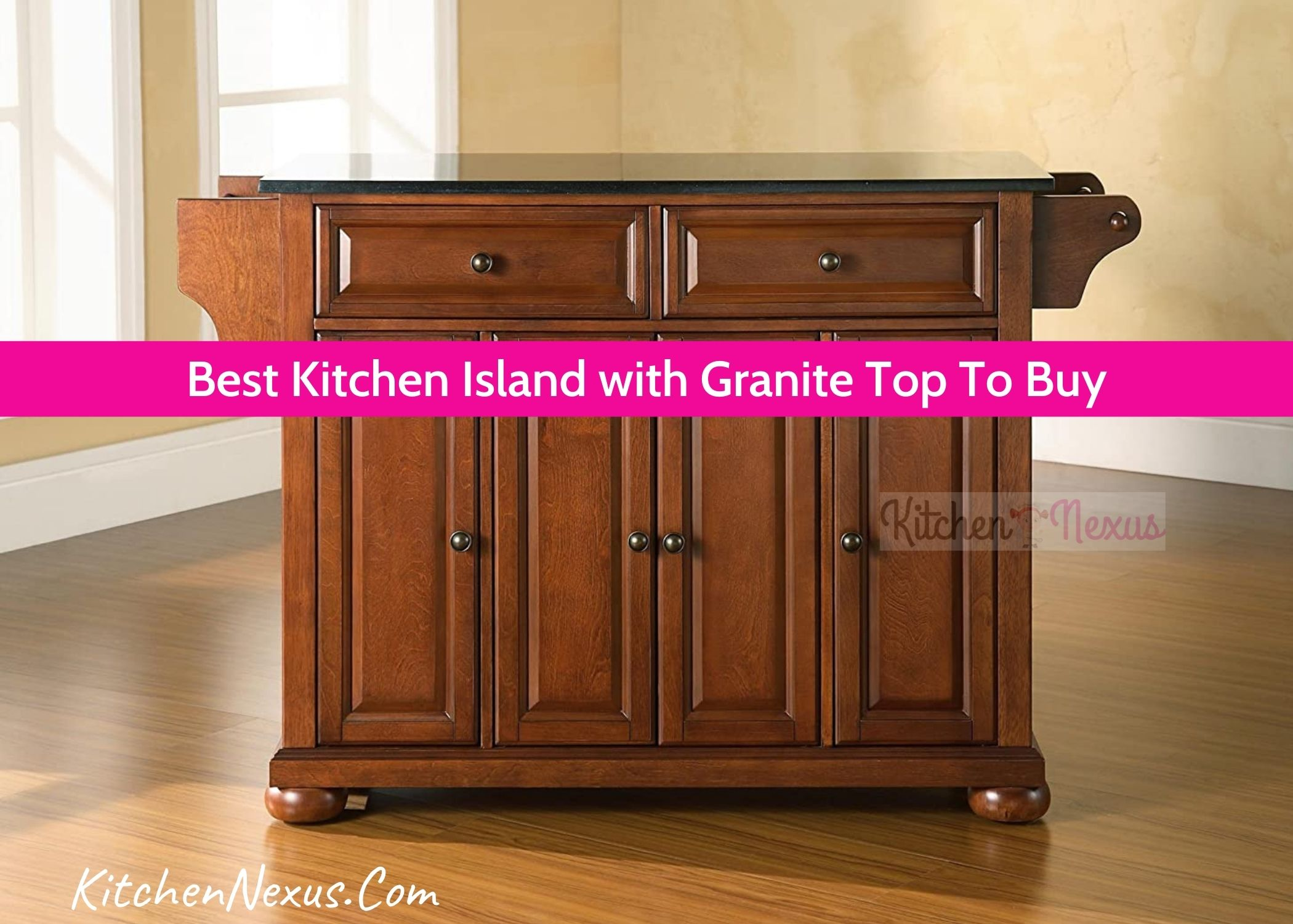 Best Kitchen Island with Granite Top Review