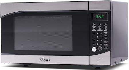 Commercial Chef CHM009 Countertop Microwave Oven