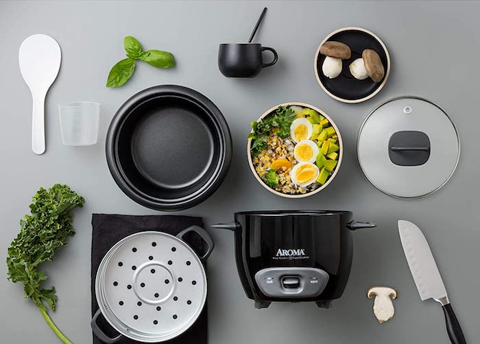Steam Vegetable with Rice Cooker