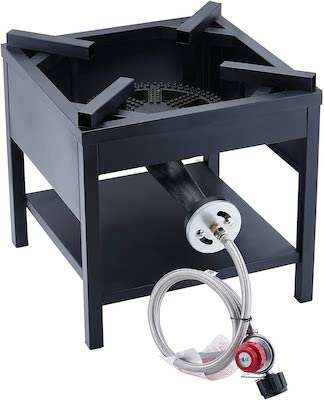 ARC USA Outdoor High Pressure Cast Iron Propane Gas Cooker