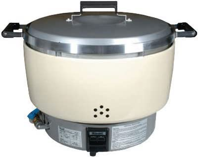 Rinnai Natural Gas Commercial Rice Cooker