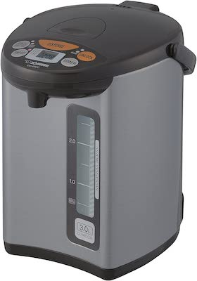 Zojirushi CD-WCC30 Micom Water Boiler & Warmer