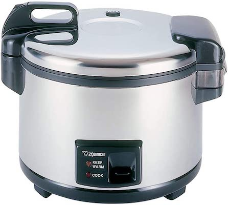 Zojirushi NYC-36 Commercial Rice Cooker and Warmer