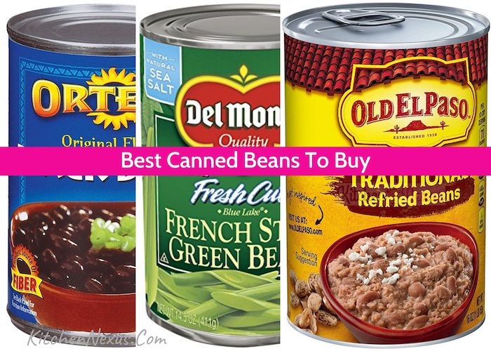 Best Canned Beans Review