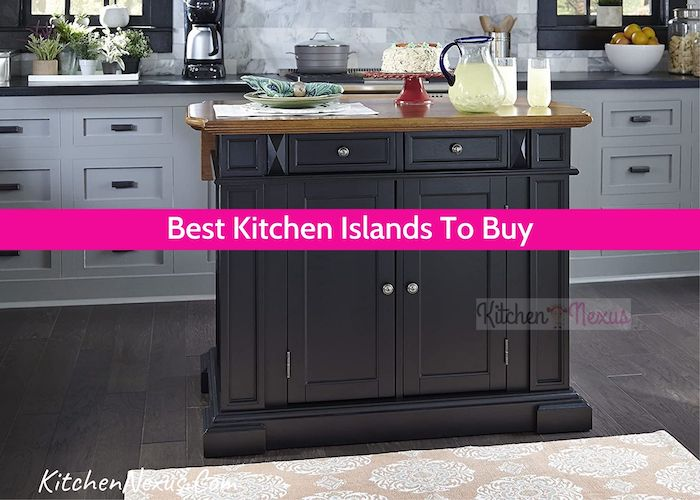 Best Kitchen Islands Review