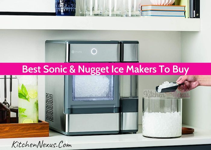 Best Nugget Ice Makers Review