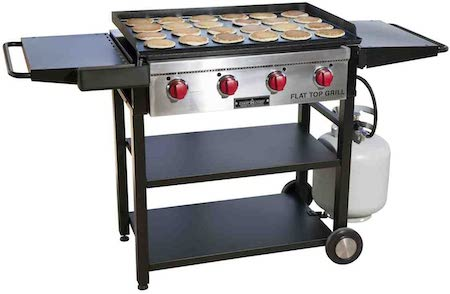 Camp Chef Flat Top Grill Griddle Combo