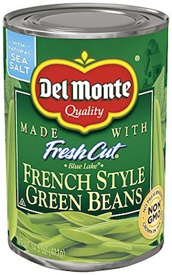 Del Monte Canned French Style Green Beans