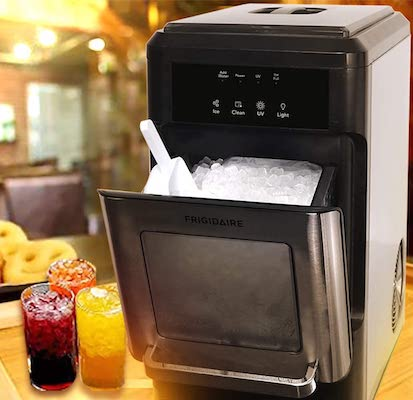 FRIGIDAIRE Chewable Nugget Ice Maker