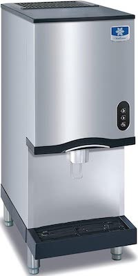 Manitowoc CNF-0201A-L Ice Maker and Water Dispenser, Nugget Style