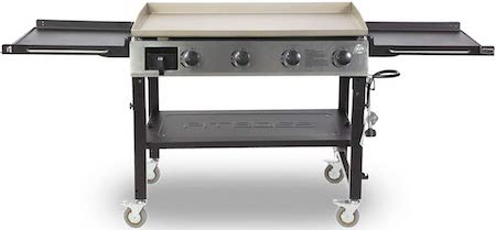 PIT BOSS PB757GD 4 Burner LP Gas Griddle