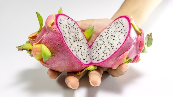 Ways to Cut Dragon Fruit