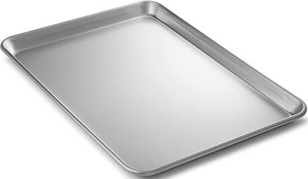 Bellemain Heavy Duty Aluminum Half Sheet Pan