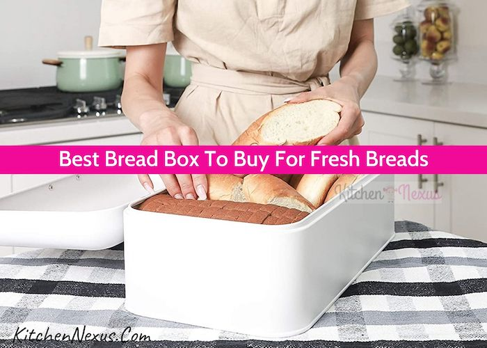 Best Bread Box Review