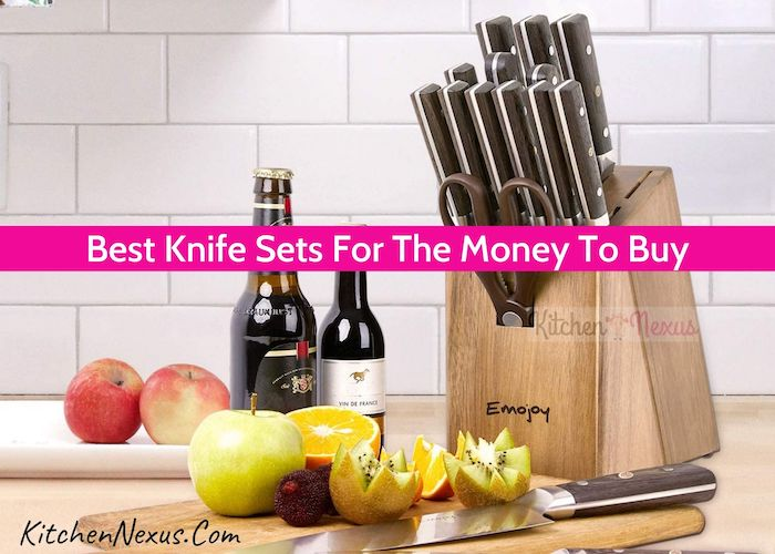 Best Knife Sets For The Money