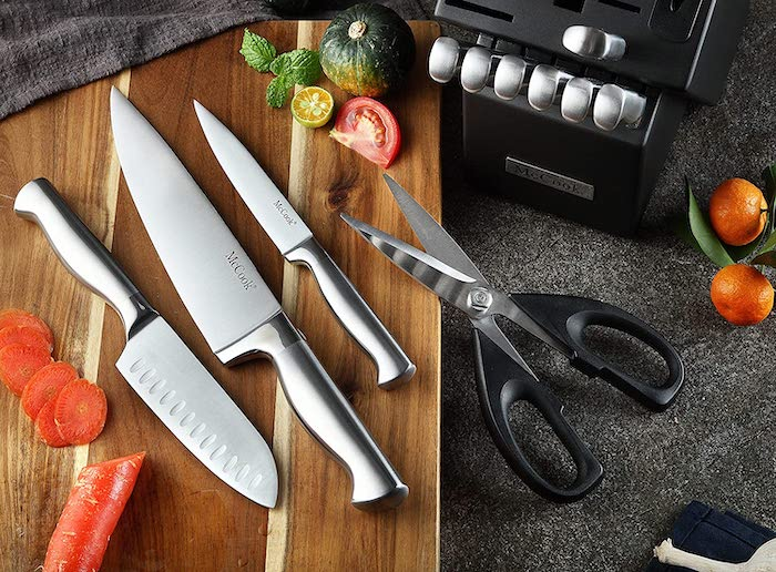 What are the Types of Kitchen Knives and Uses